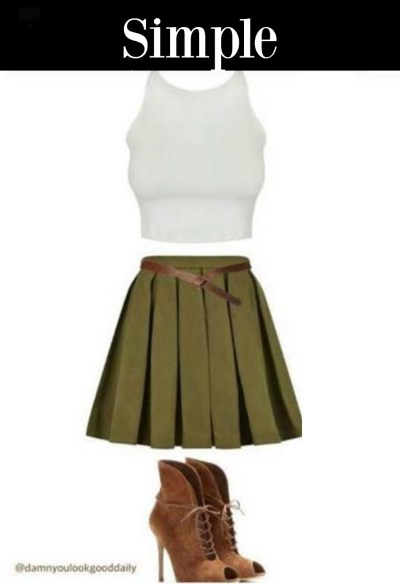 3a1186ca7a Cute Outfit Ideas 25 Totally Awesome Looks - Damn You Look Good Daily
