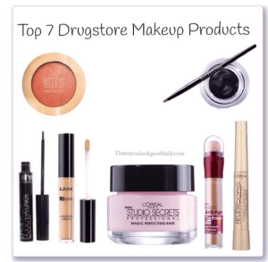 top-drugstore-makeup-products
