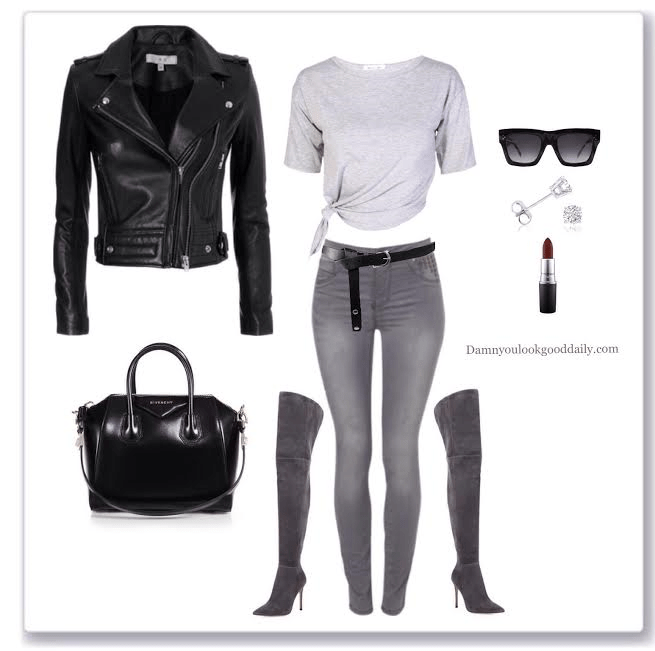 fall-outfit-ideas-thigh-high-boots