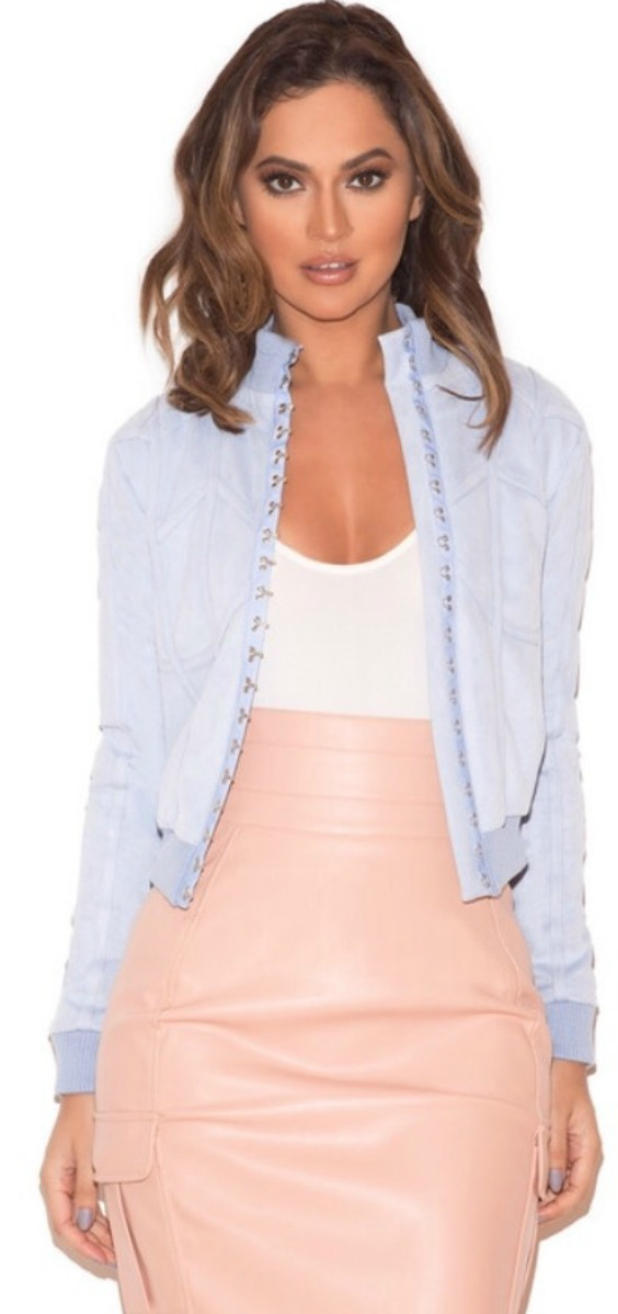 baby-blue-suede-womens-bomber-jacket