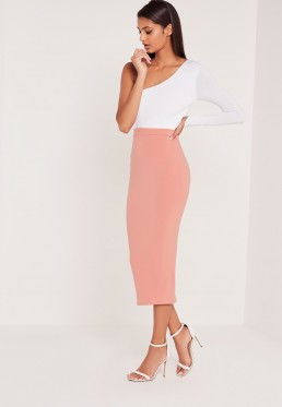 blush-rose-midi-pencil-skirt-missguided-carlibybel
