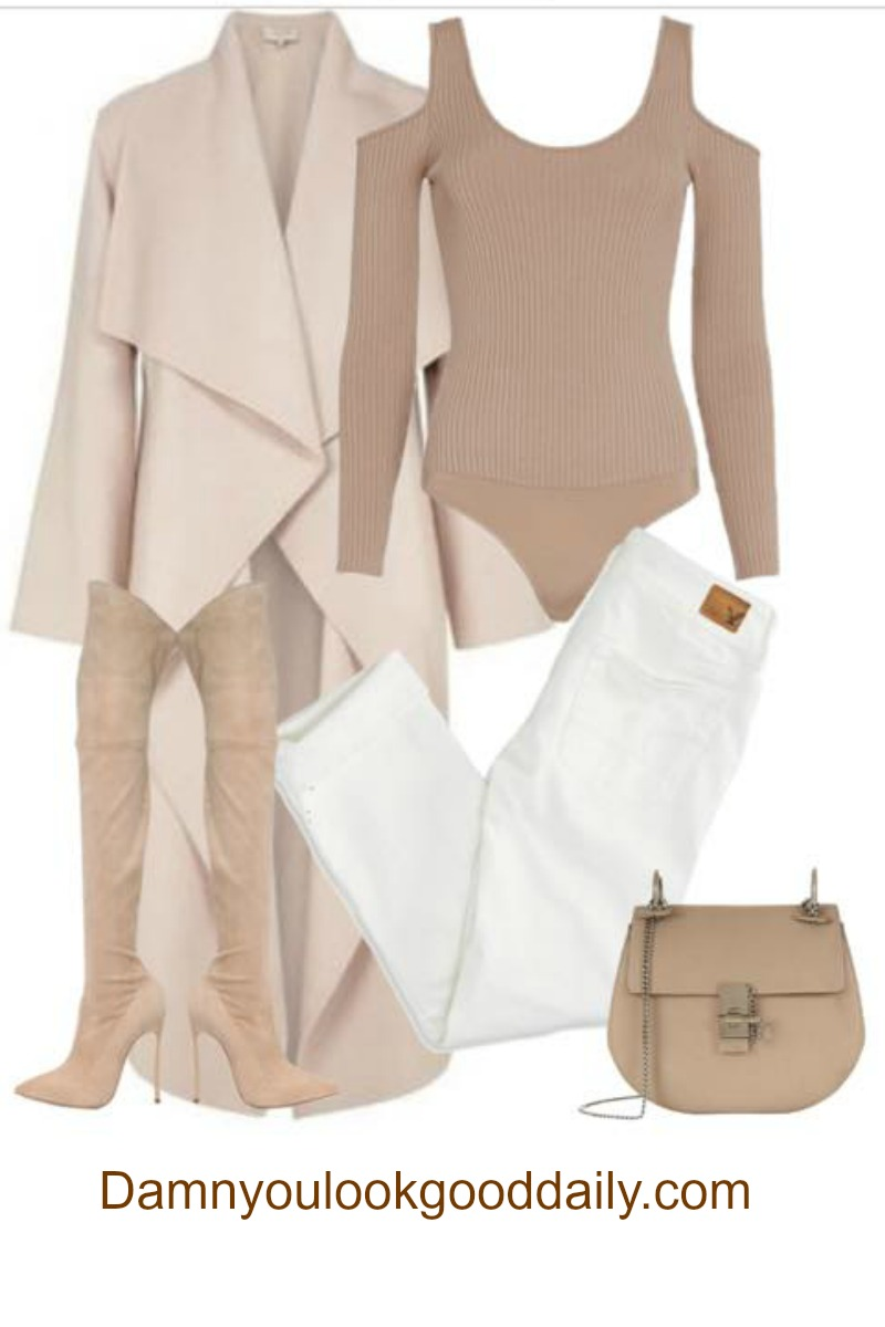 new-york-streetstyle-outfit-idea-fall-winter-camel-coat-white-jeans-nude-thigh-high-boots