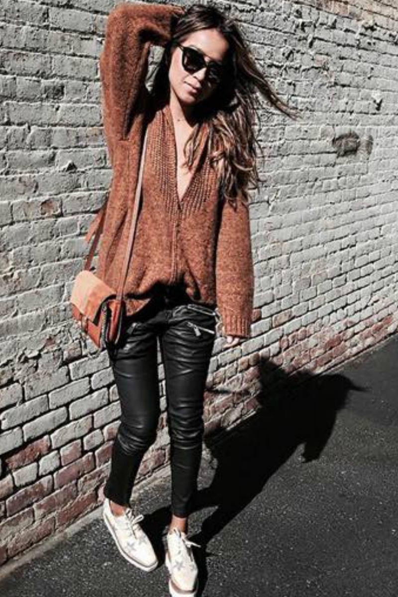 sincerely-jules-fall-outfit-casual-streetstyle-leather-pants-sweater
