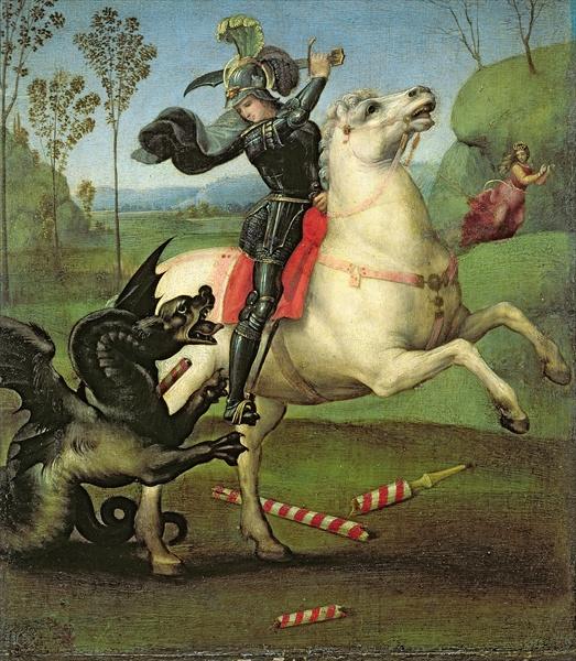 Gheorhe si Dragonul