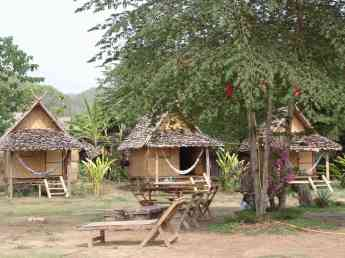 My bungalow in Pai
