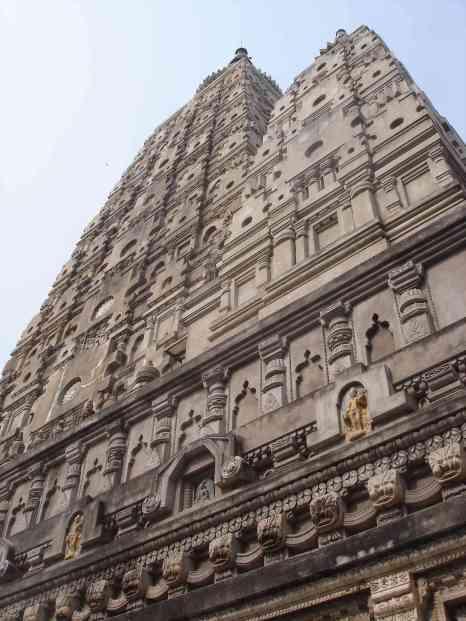 The Mahabodi Temple