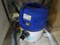 Industrial vacuum.