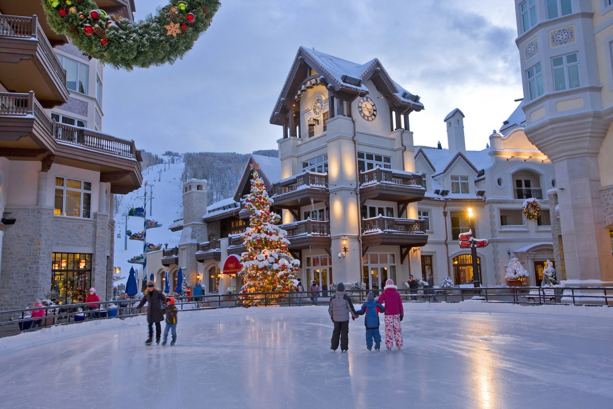 The Magical Destinations of Aspen, Telluride and Vail at the Holidays