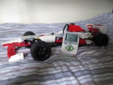 POW3R FUNCTION Grand Prix Racer