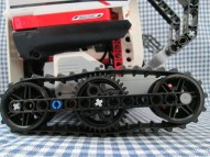 Modified TRACK3R Treads