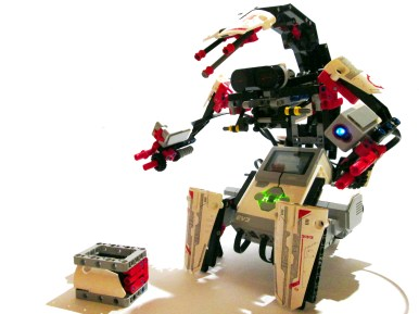 The lego mindstorms ev3 laboratory ultimate robotics for Ev3 medium motor arm
