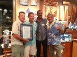 Wyland Gallery Signing 062