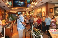 Wyland Gallery Signing 2 025