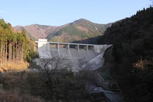 3195-野洲川ダム/やすがわだむ