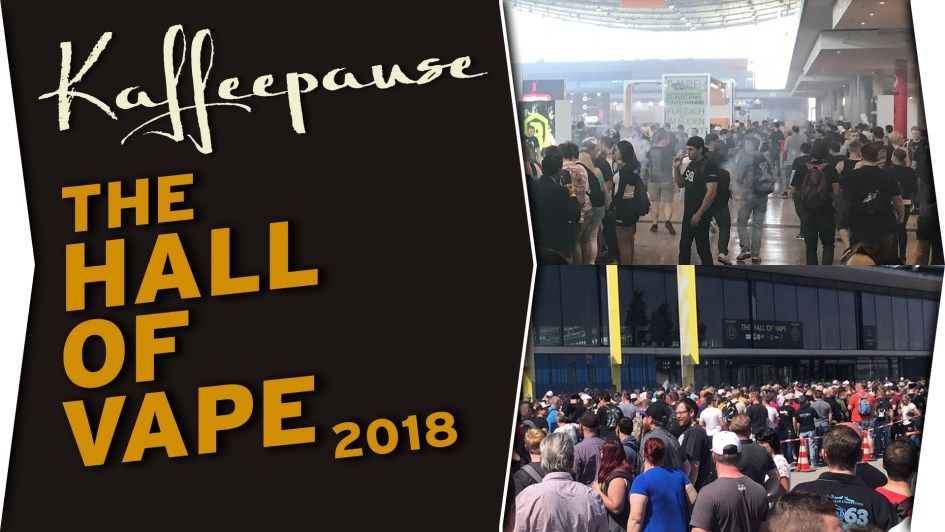 The Hall Of Vape 2018