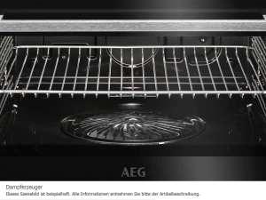 Li❶il Aeg Bs8304101m Procombi Multi Dampfgarer Dampf Backofen