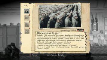 Les phases du conflits expliquées