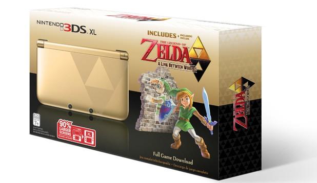 3DS XL Edition Zelda