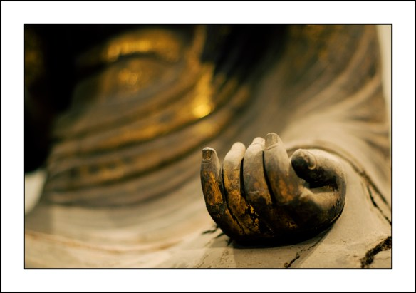 Hand of the Buddha