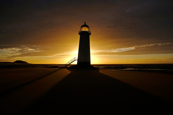 Let the Dhamma be a Lighthouse!