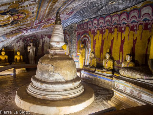 Historic Temple of Dambulla