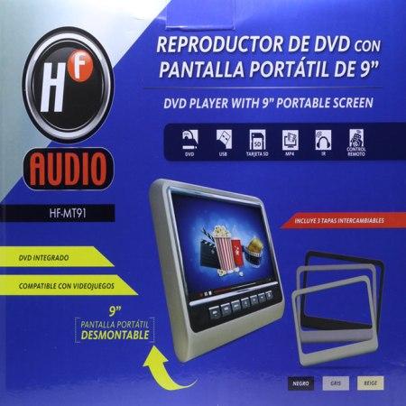 PANTALLA DE CABECERA HF AUDIO HF-MT91