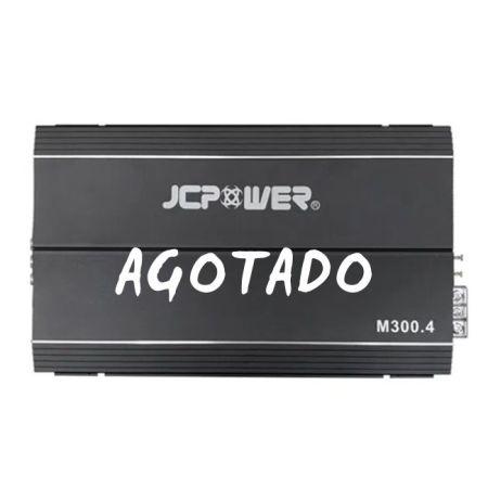 AMPLIFICADOR JC POWER M300.4