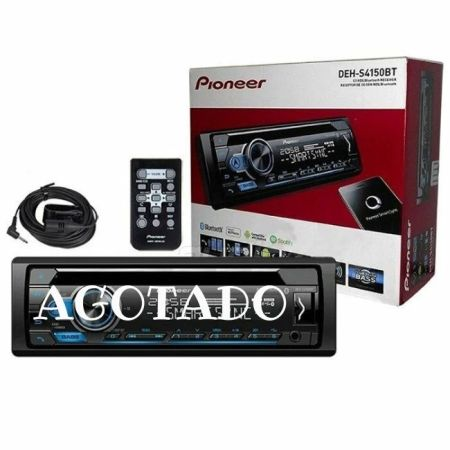 AUTOESTEREO  PIONEER DEH-S4150BT