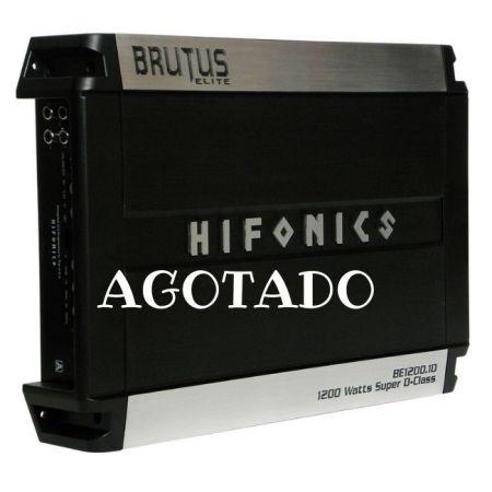 AMPLIFICADOR HIFONICS BE1200.1D