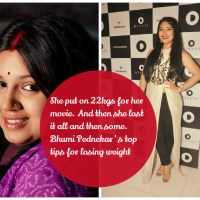6 Weight Loss tips from Bhumi Pednekar, an actress who lost 22 kgs