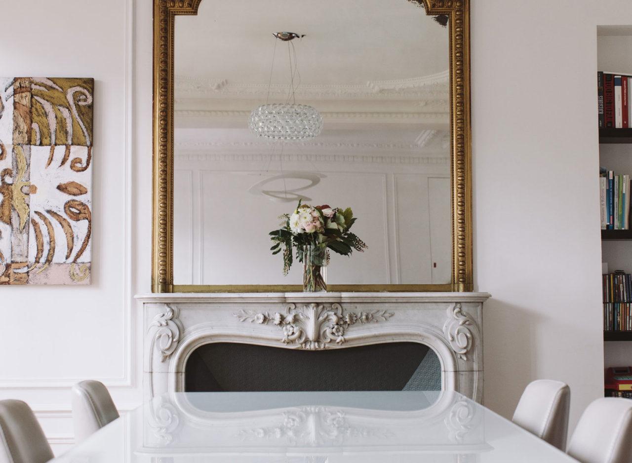 Best Kitchen Gallery: My Paris Apartment Damsel In Dior of Paris Apartment  on rachelxblog.com