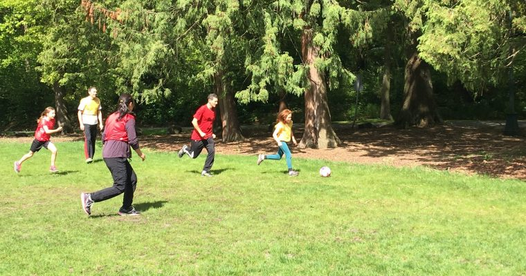 Community Soccer Game to benefit YUWA Northwest