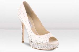 Как да изберем сватбени обувки