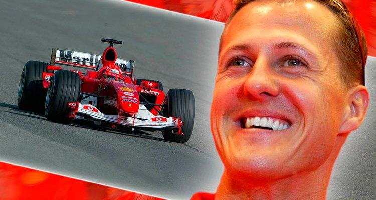 Михаел Шумахер и медийната истерия