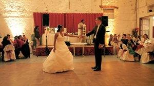 Уникален първи сватбен танц