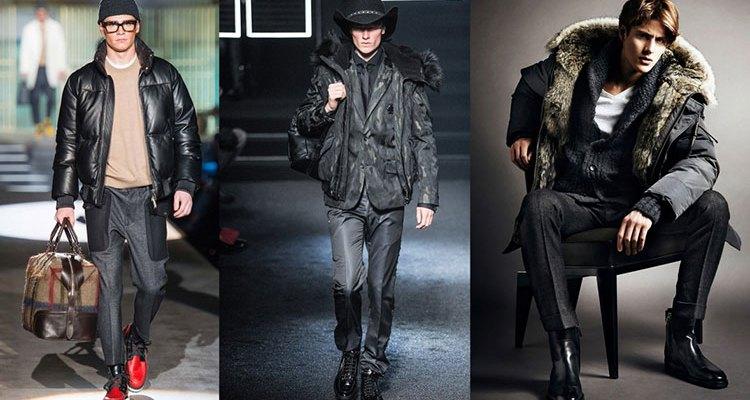 Мъжки модни тенденции за есен-зима
