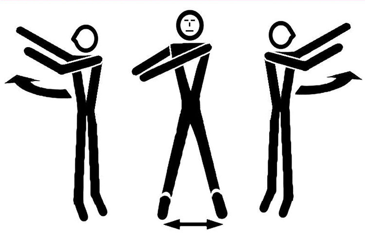 Йога упражнения 3