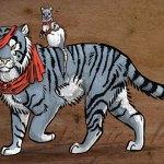 Китайски хороскоп – Тигърът и неговите партньори