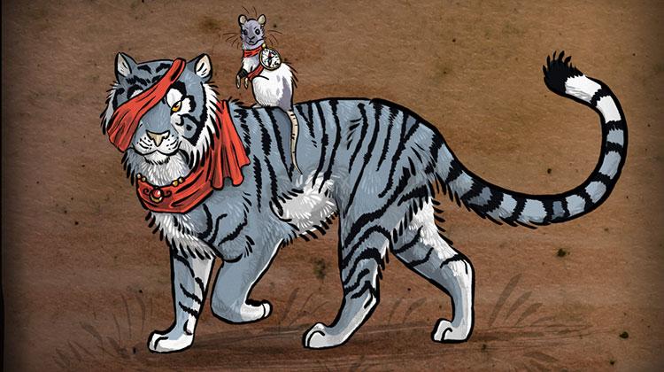 Китайски хороскоп - Тигърът и неговите партньори 3