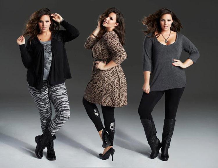 Мода за пълни дами 5