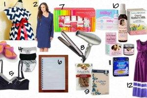 Списък за бъдещите майки с най-необходимите неща за бебето 4
