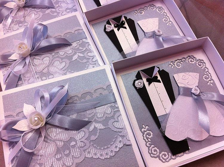 Сватбени покани 3
