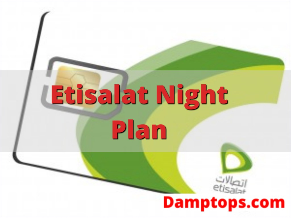 airtel night plan, etisalat weekend plan, how to check etisalat night plan balance