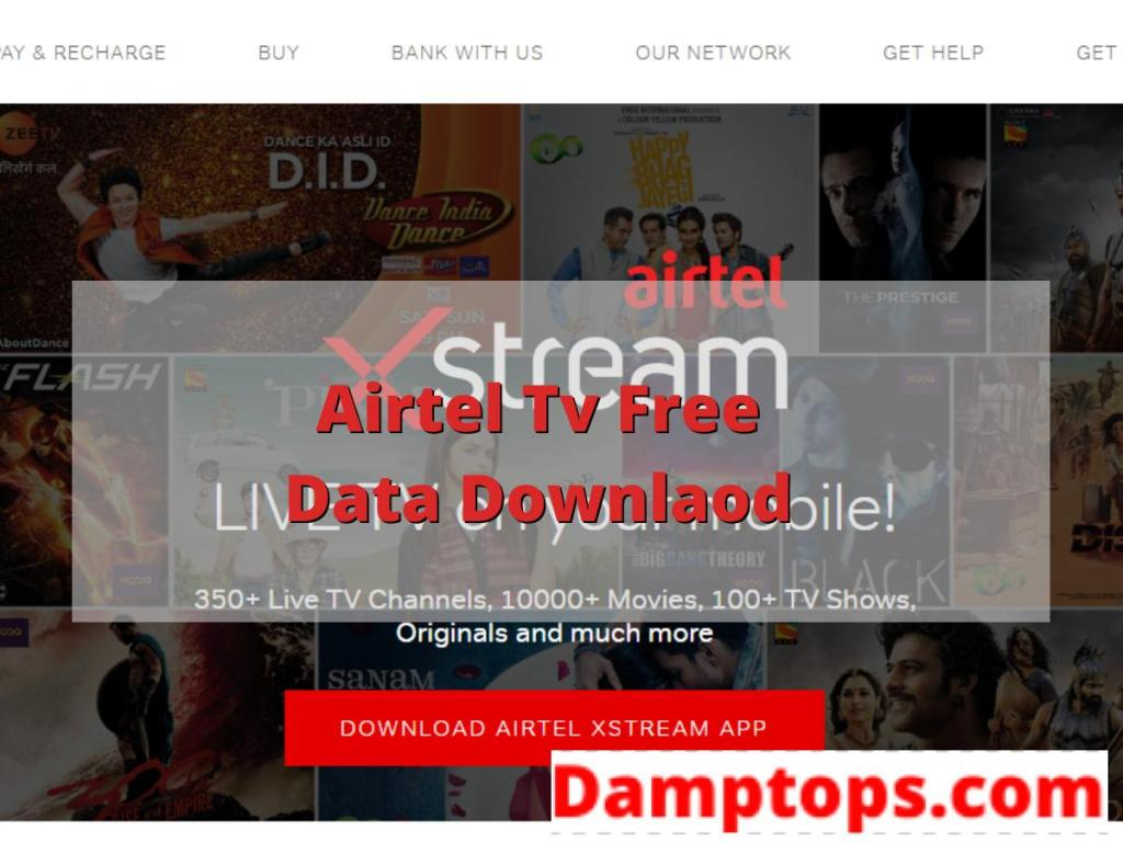 airtel app, airtel tv channels, airtel tv channel list, airtel tv app download for pc, airtel app for pc