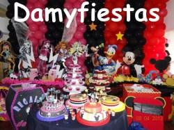fiesta de monsther High y Mickey 04 de Agosto (5)