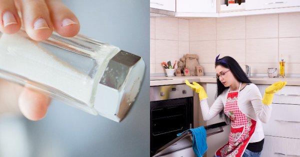 Применение соли в домашнем хозяйстве