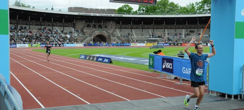 Stockholm marathon | 3 Jun 2017 | 02:47:47