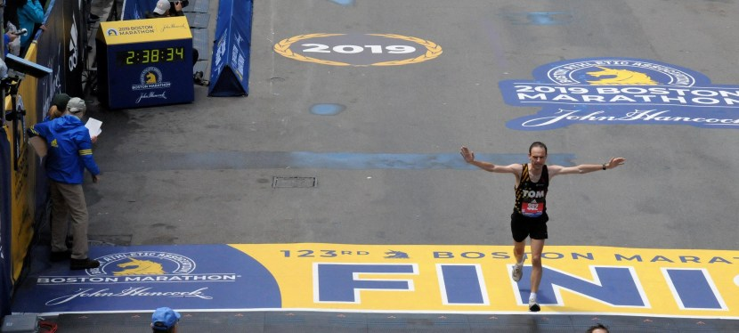 Boston marathon | 15 Apr 2019 | 02:38:29