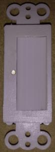 Standard paddle keypad