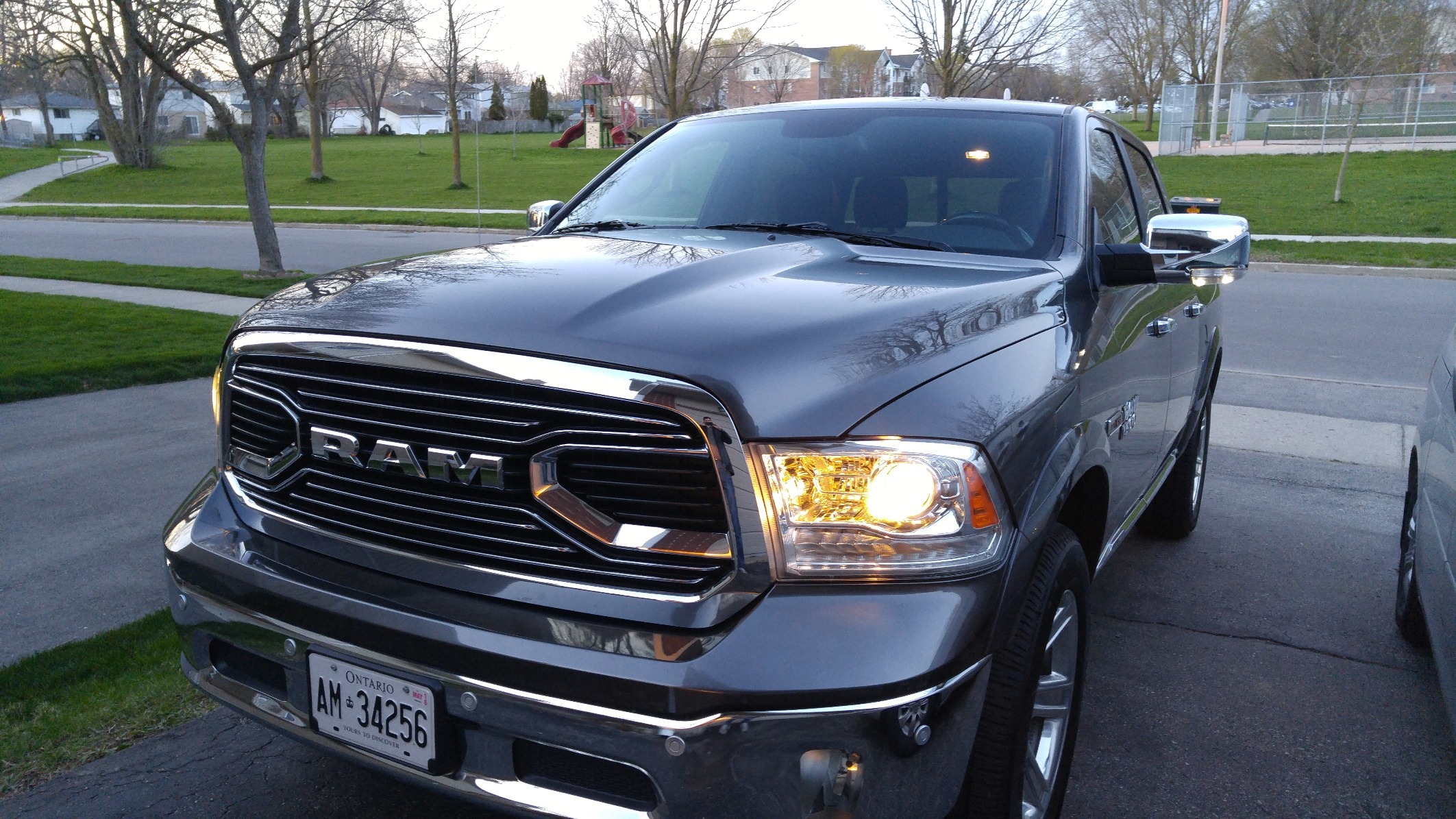Full Review 2016 Ram 1500 Laramie Limited EcoDiesel DAN